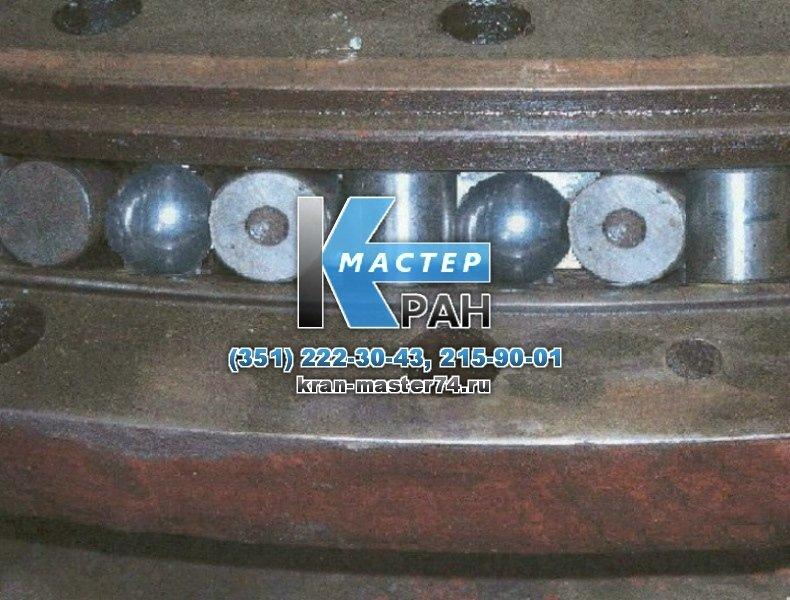 Рисунок 4. Фрагмент отремонтированного ОПУ с применением патентов RU № 2297972 и № 2280611