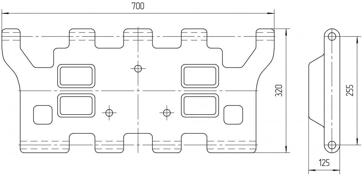 крана МКГ-25– это опорная