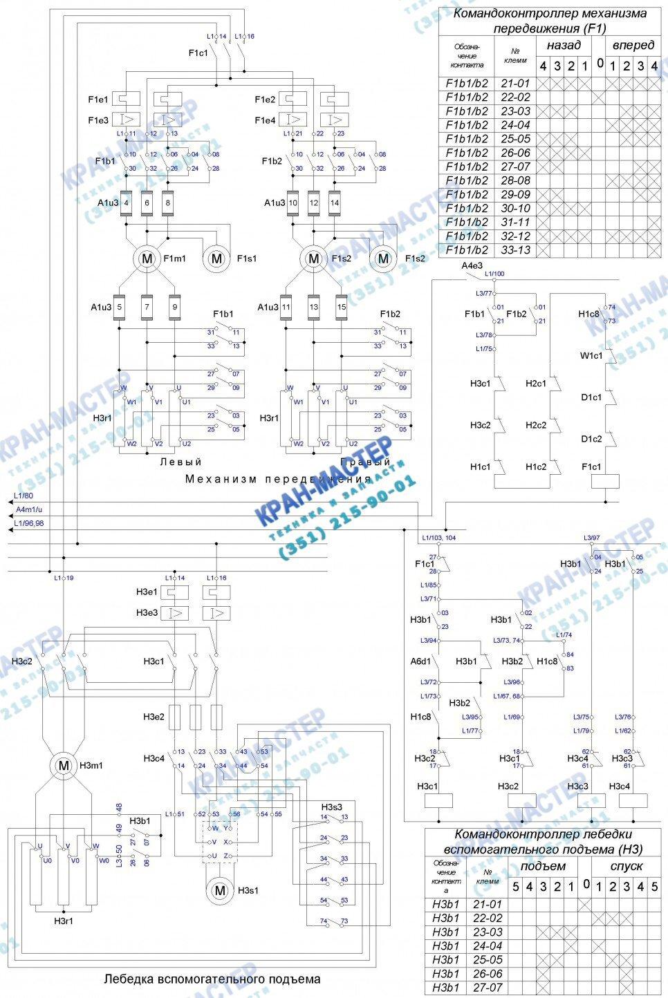 Схема рдк 106
