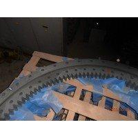 Опорно-поворотное устройство ОПУ-7 (ОП-2500.3.2.16.3.Р У1) для башенных кранов КБ-308, КБ-309, КБ-401, КБ- 403, КБ-404, КБ-405, КБ-408, КБ-515, КБ-572