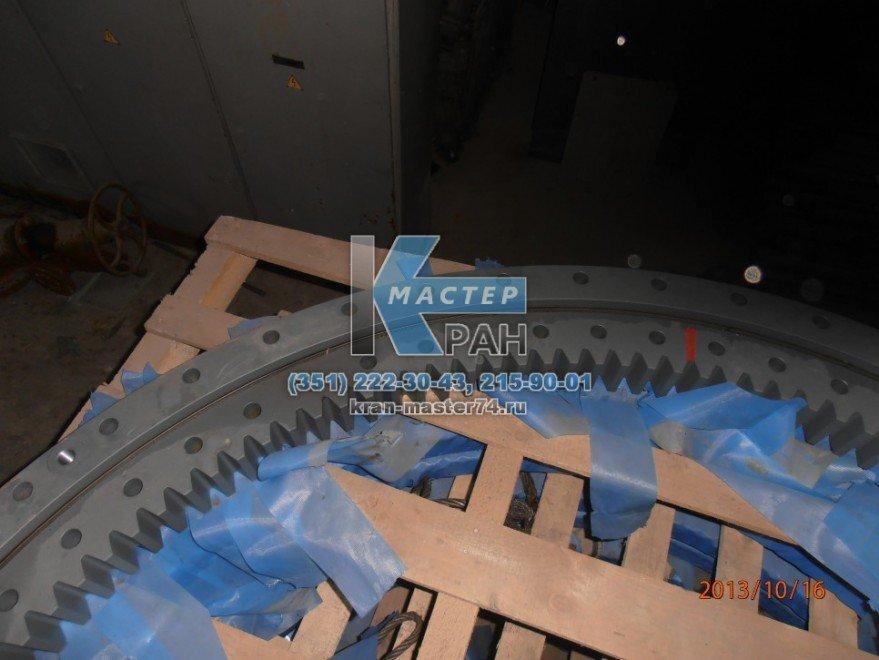 Опорно-поворотное устройство 9I-1В50-2320-1008 (ОПУ-7) для башенных кранов КБ-308, КБ-309, КБ-401, КБ- 403, КБ-404, КБ-405, КБ-408, КБ-515, КБ-572 (пр-во Словакия)