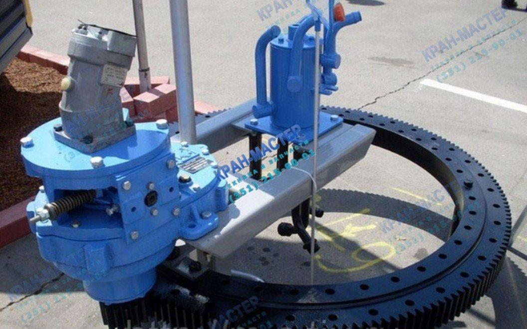 Опорно-поворотное устройство (опора поворотная КС-4574-17.100-04) ОПУ автокрана 1451 40 отв. для автокранов Клинцы КС-55713, КС-55715, КС-55729 и их модификаций.