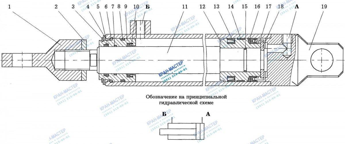 Кран Маз 5337 18 Тонн Ивановец Руководство По Эксплуатации