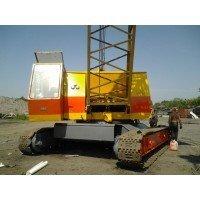 Стреловой самоходный гусеничный дизель-электрический кран ДЭК-251