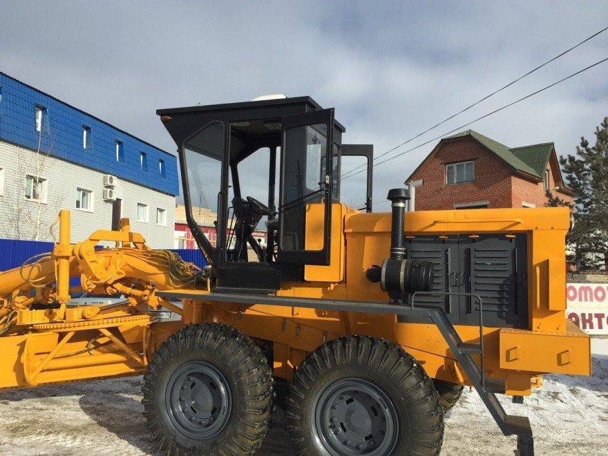 Автогрейдер ДЗ-98 купить по выгодной цене в Челябинске, технические характеристики