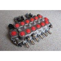 Гидрораспределитель SDM 140/6 для кранов-манипуляторов и гидроманипуляторов