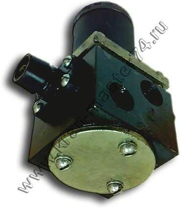 Гидрораспределитель с электромагнитным управлением ГР 2-3.